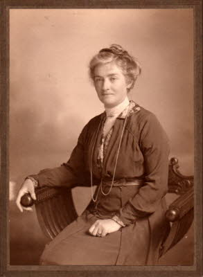 Mary Hussey (formerly Butler)