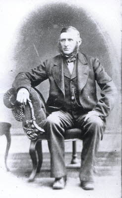 GORDON May Cullen's father