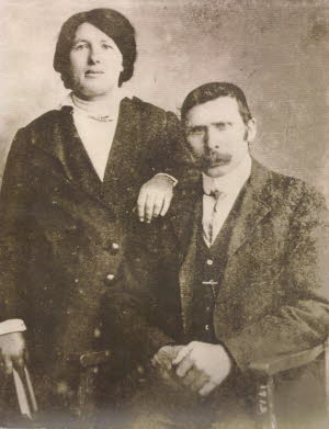O'CONNOR Mary Ann and William Finucane 1913