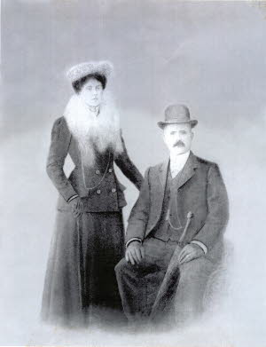 Nora (formerly O'Hara) and Michael McCormick