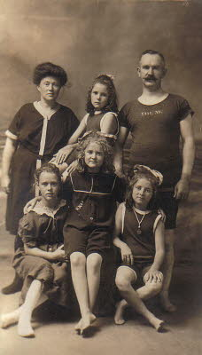 William O'Hara and family